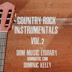 Country Rock Production Music Library